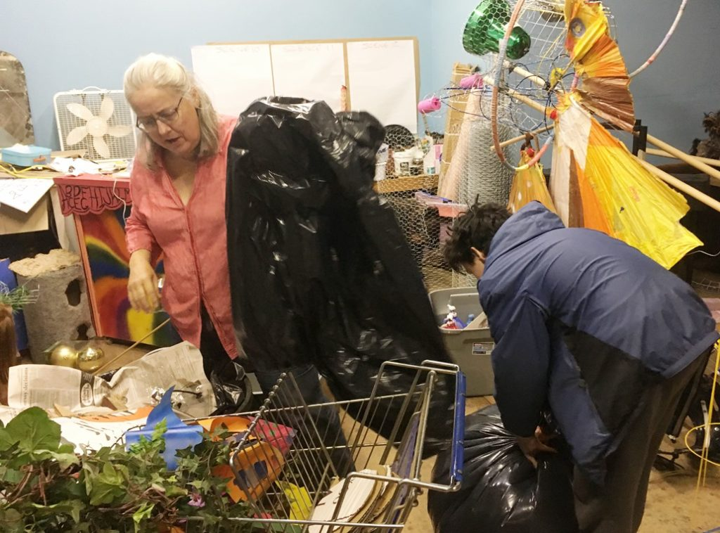 Talking Trash: In Ketchikan, you can salvage stuff from the landfill