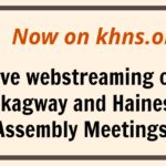 Live streaming of assembly meetings