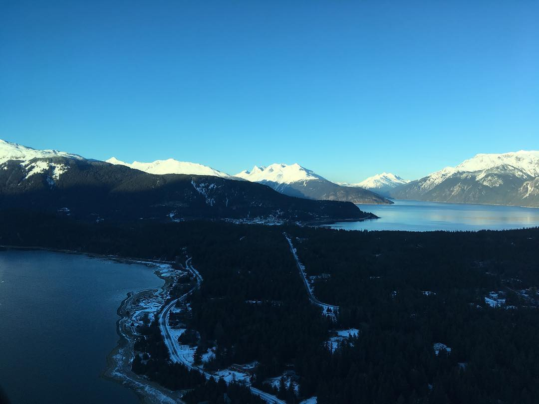 Harris Air lands in Haines
