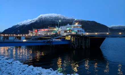LeConte sailing canceled, marking ten days sans ferries for Lynn Canal