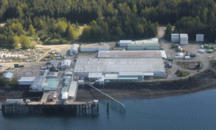Ocean Beauty closes Excursion Inlet plant for the rest of the year