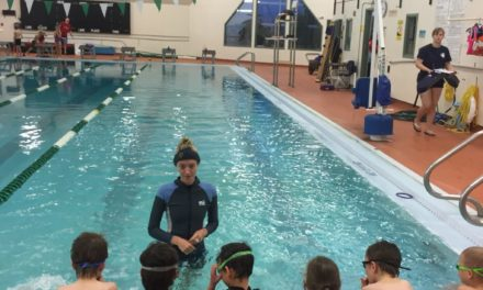 Haines Dolphins make good time in first swim meets
