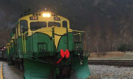 Skagway's Santa Train celebrates another holiday season