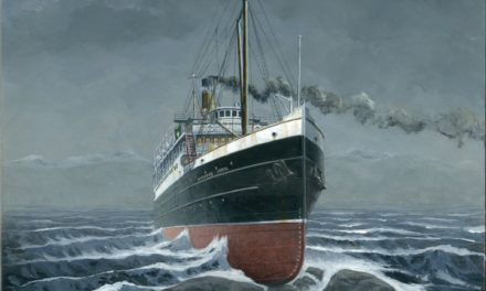 The Canadian Mint commemorates the centennial of SS Princess Sophia tragedy with a silver coin