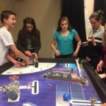 Skagway Prickles get ready for First Lego League tournament in May