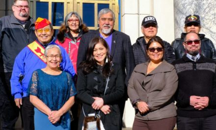 Tlingit code talkers recognized by state legislature for their efforts during WWII