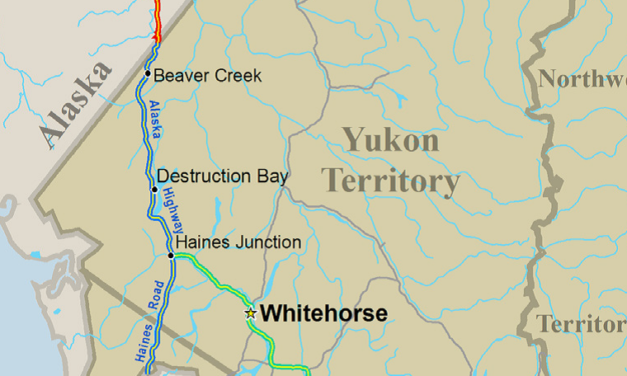 Yukon Territory says the US is on the hook for Alaska Highway upgrades
