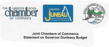 Haines Chamber of Commerce signs a joint statement on Governor Dunleavy's budget