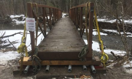 Update: Chilkoot Trail bridge to relocate upstream
