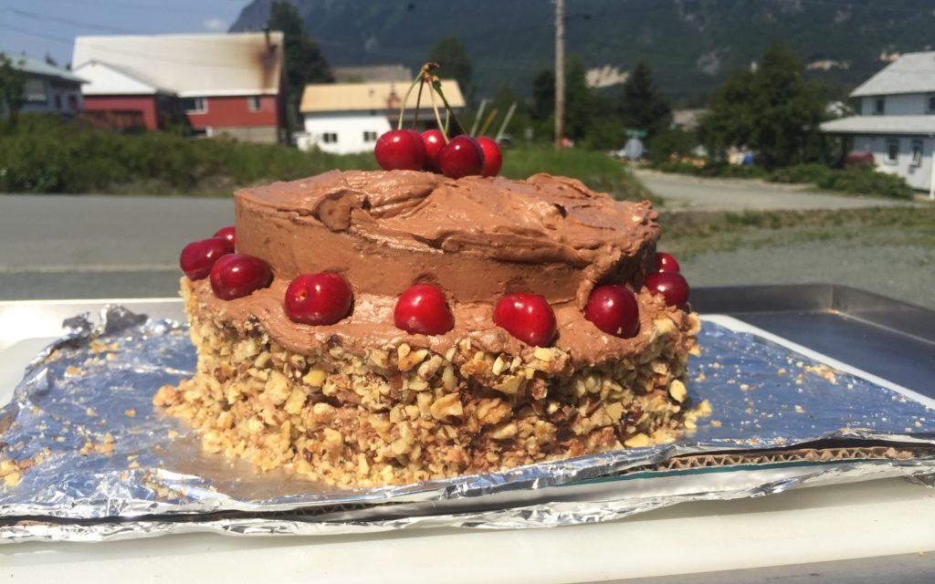 Thursday Dessert Auction: North Douglas Chocolate Cake