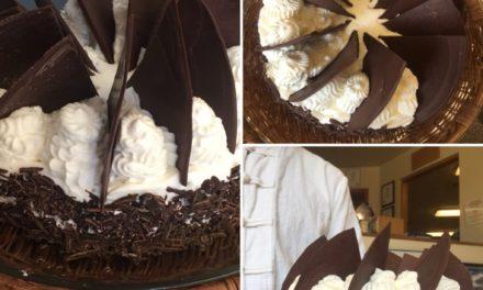Killer Whale Cake Dessert Auction