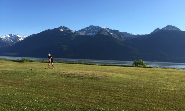 Solstice golf, Haines style
