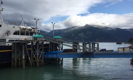 Union strike suspends state ferry service until further notice