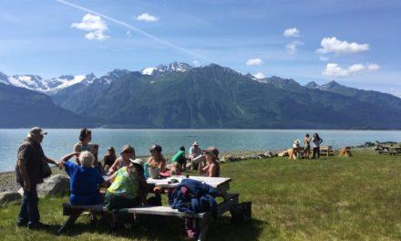 Haines, Klukwan communities celebrate Aquasension