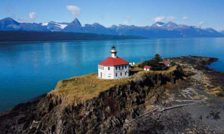 Eldred Rock Lighthouse is one step closer to becoming a landmark that the public can visit